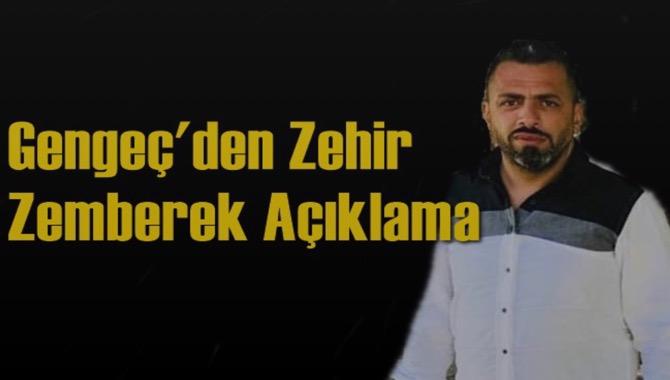 """Tuncay Gengeç; """"Kulübün Üzerindeki Siyasi Perde Bir Kez Daha Ortaya Çıkmıştır"""""""