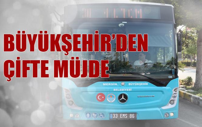 Mersin Büyükşehir 76 Yeni Otobüs Alacak, Taşucu-Aydıncık Hattı Açılacak