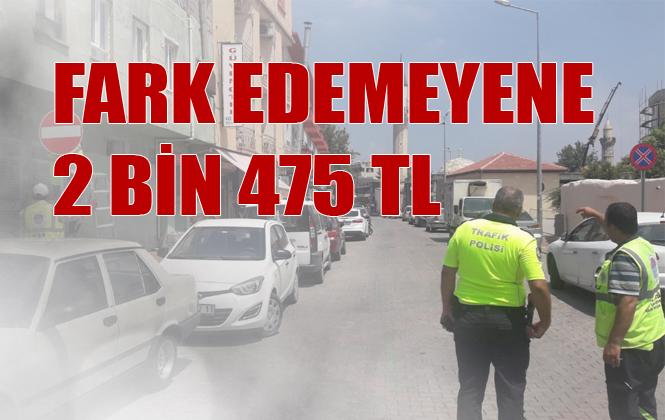 Mersin Tarsus İlçesinde Turistik Caddelere Tek Yön Uygulaması Başladı