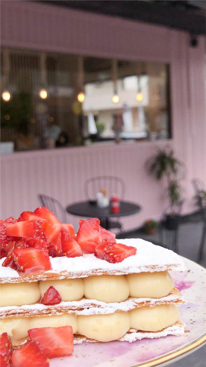 Dünya ve Mersin Mutfağı Caffé dei Fiori'de!