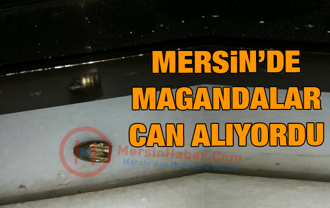 Mersin Tarsus'ta Maganda Kurşunu Can Alıyordu!
