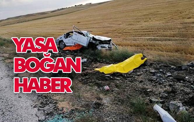 Son Dakika! Mersinli Aile Kaza Yaptı 4 Ölü