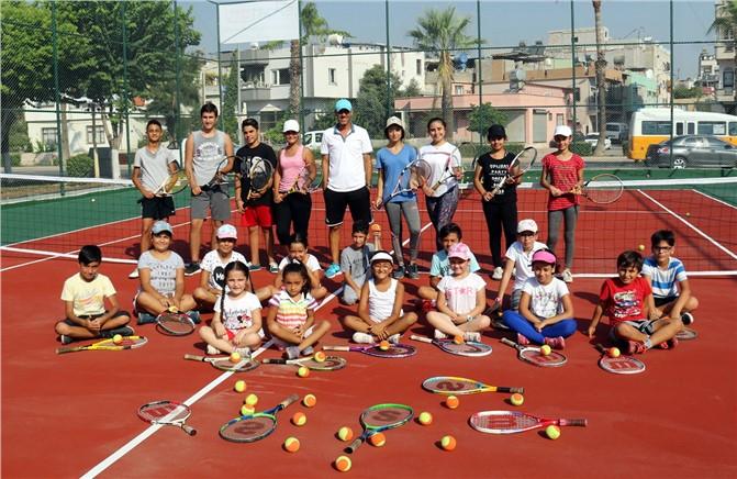 Akdeniz'de Şampiyon Raketler Yetişiyor