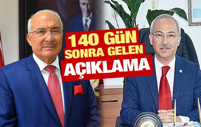 İyi Parti Mersin Eski İl Başkanı Servet Koca'dan 140 Gün Sonra Gelen Açıklama