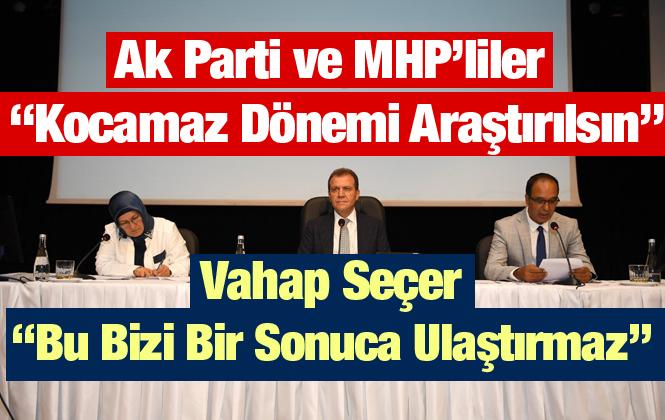 Mersin Büyükşehir Belediye Meclisi 2019 Yılı Temmuz Ayı Toplantısı Yapıldı