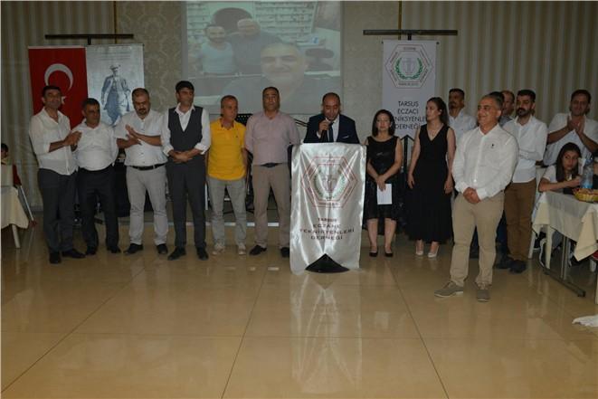 Mersin'de Eczane Teknikerleri Tarsus'ta Ki Gecede Buluştu