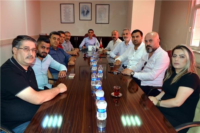 Akdeniz Belediye Spor Kulübü'nde Yönetim Değişikliği