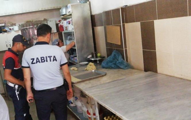 Mersin'de Fırın ve Pastane Denetimleri Sürüyor
