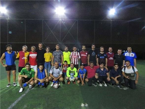 Mersin Emniyetinden Futbol Turnuvası