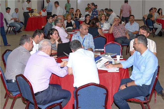 Mersin'de Tarım ve Hayvancılığın Veri Tabanı Çıkarılacak