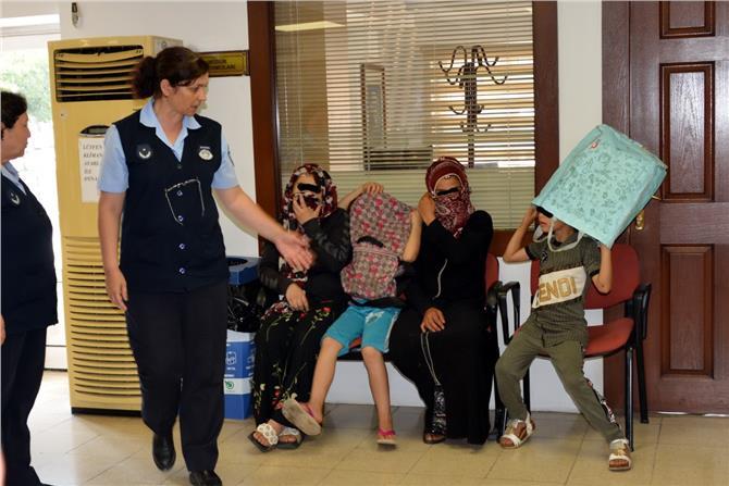 Mersin Akdeniz Belediyesinde Dilenci Operasyonu