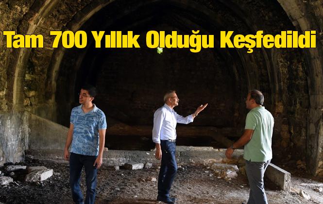 Mersin Tarsus'ta 700 Yıllık Kervansaraylar Restore Edilip Turizme Kazandırılacak