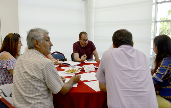 Mersin'in Ulaşımı Çalıştayda Görüşüldü! Ulaşımda Önemli Projeler Ele Alındı