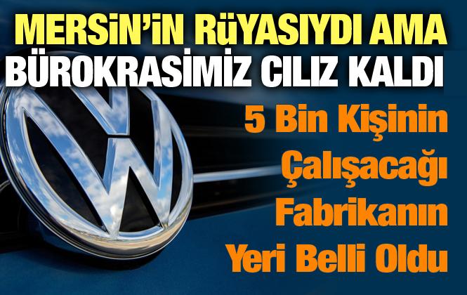 Otomobil devi Volkswagen, Yeni Fabrikanın Yeri İçin Türkiye Kararını verdi