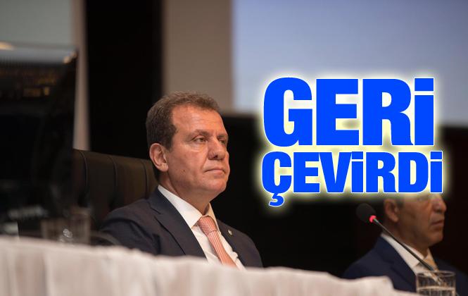 """Mersin Büyükşehir Belediye  Başkanı Seçer""""Boşa kürek çekmeyelim"""""""