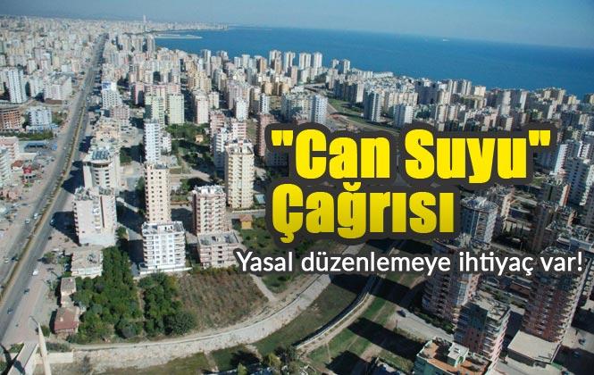 """Mezitli Belediye Başkanı Neşet Tarhan'dan İnşaat Sektörüne Geçici """"Can Suyu"""" Çağrısı"""