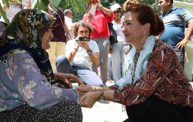 Mersin'deki 400 Yıllık Geçmişe Sahip Darıpınarı ve Kurtçukuru Mahallelerinde, Üretici Kadınların Şenliğine Sahne Oldu