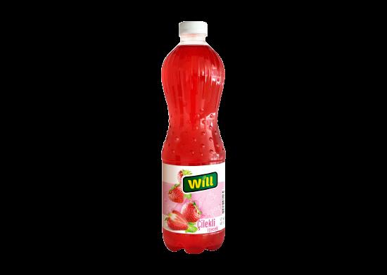 Çilekli İçecek Will 1 L