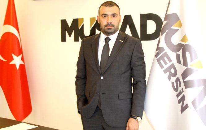 MÜSİAD Mersin Şube Başkanı Serdar Yıldızgörer'den 15 Temmuz mesajı