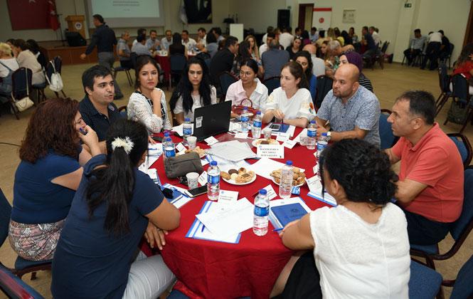 Mersin'in Sağlıkta 5 Yıllık Planı Belirleniyor! Mersin Büyükşehir'in Hedefi Sağlık Hizmetlerine Ulaşımı Kolaylaştırmak