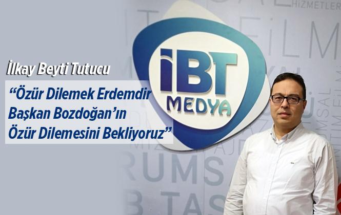 Tarsus Belediye Başkanı Haluk Bozdoğan'a Tepkiler Devam Ediyor