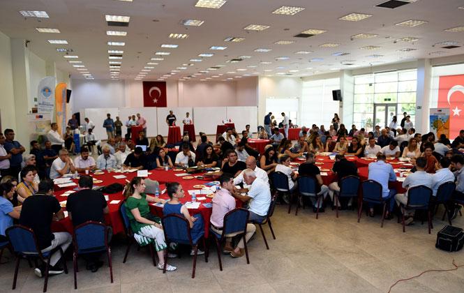 """Katılımcılık """"Çevre""""de de Sürüyor, Mersin'de """"Çevre""""nin 5 Yılı Belirleniyor"""
