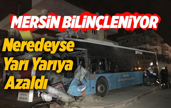 Mersin'de Ölümlü Trafik Kazalarında Önemli Düşüş