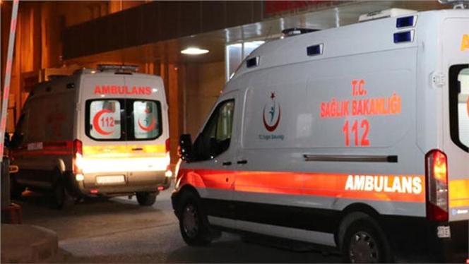 Düğünde Çıkan Silahlı Kavgada İki Çocuk Yaralandı