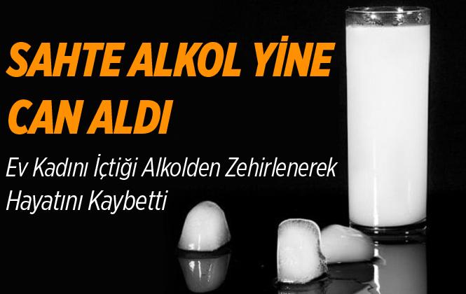 Adana'da Bir Kadın İçtiği Metil Alkolden Zehirlenerek Hayatını Kaybetti