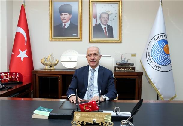Akdeniz Belediye Başkanı Gültak; '24 Temmuz Gazeteciler ve Basın Bayramı'nı Kutladı