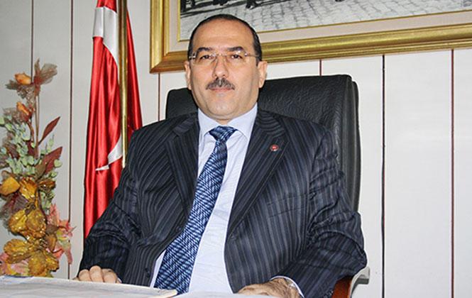 """Tarsus Şoförler ve Otomobilciler Odası Başkanı Şen, """"Basın Özgür Olmalıdır"""""""