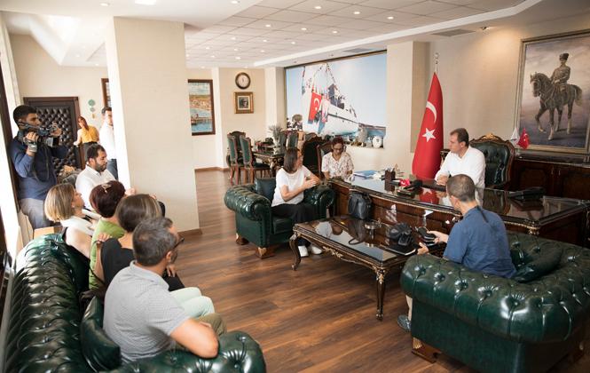 Mersin'de Bir İlk: Peyzaj Master Planı İçin Görüşmeler Başladı
