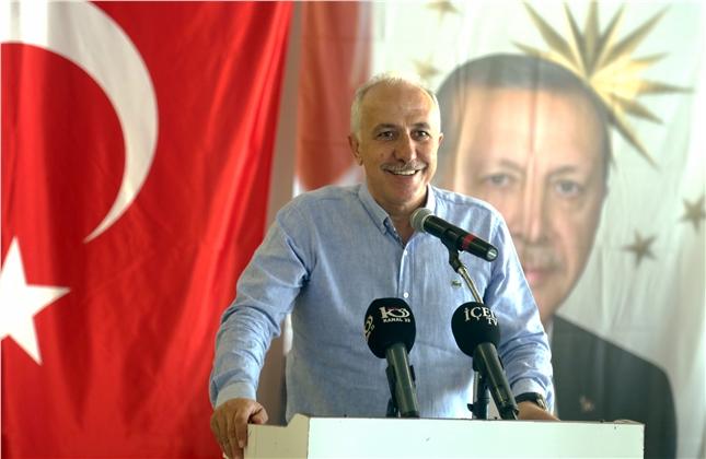 Akdeniz Belediye Başkanı Mustafa Gültak Gazetecilerle Buluştu