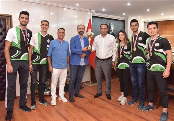 Toroslar, Dünya Bocce Volo Şampiyonasına Ev Sahipliği Yapacak