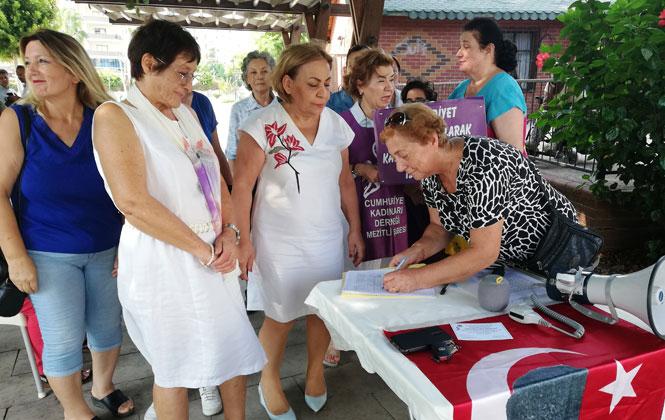 CKD Kadın Üniversitesine Karşı Kampanya Başlattı