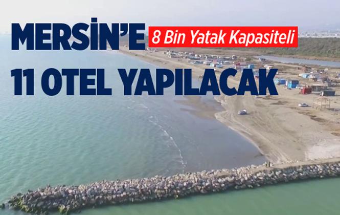 Tarsus Kazanlı Sahil Bandı Projesinde Yatırımcı Firmalara Çağrı Bahaneniz Kalmadı, İnşaatlara Başlayın.