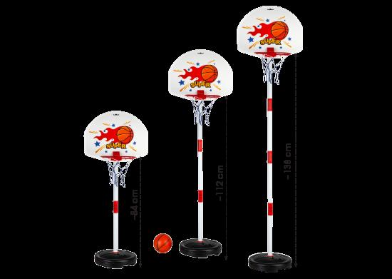 Ayarlanabilir Ayaklı Basket Potası