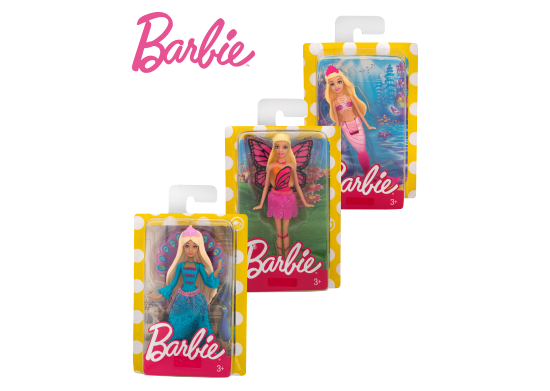 Barbie Mini Bebek