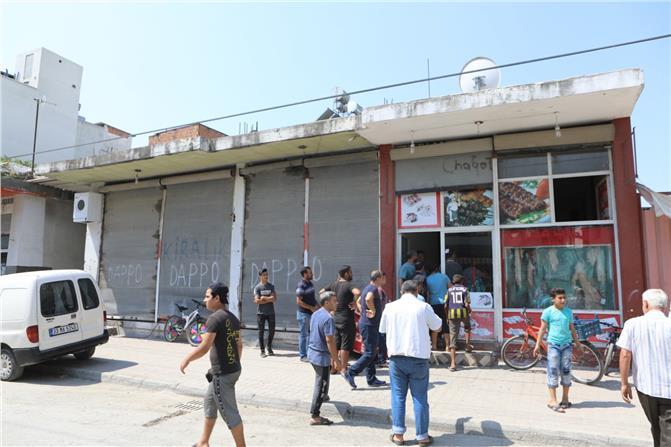 Mersin'de Bir Kişi Kolunu Kıyma Makinesine Kaptırdı