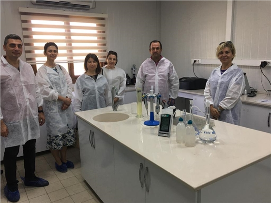 Öğretmenler MESKİ Merkez Su Analiz Laboratuvarı'na Tam Not Verdi