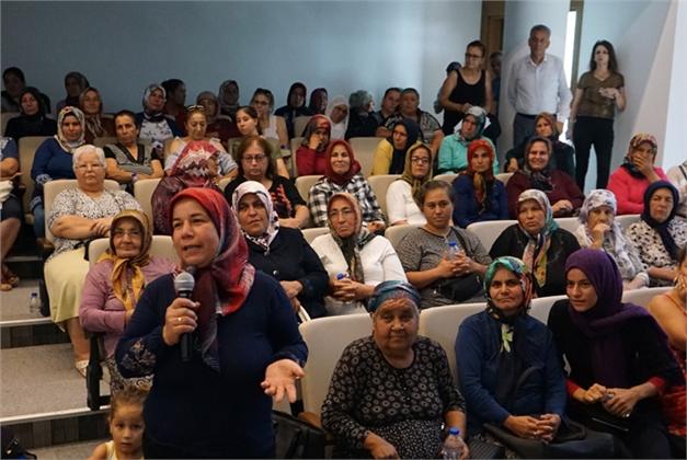 Üretici Kadınlardan Kooperatifleşme Yolunda Dev Adım