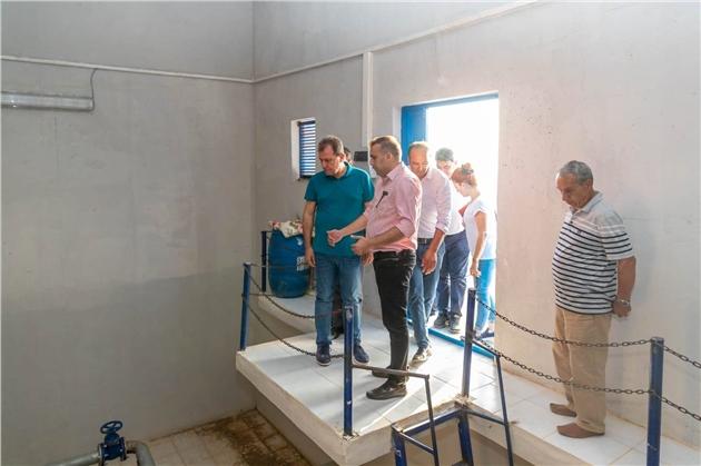 Kepirli Mahallesi'nin İçme Suyu Sorununu Çözüldü