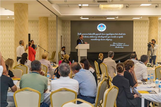 Mersin Büyükşehir Belediyesi Basın-yayın Tarihinde İlk Kez Çalıştay Düzenledi
