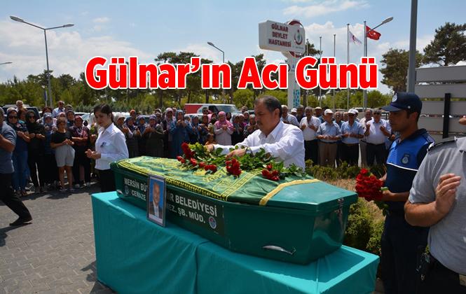 Gülnar'da Opr. Dr. Mehmet Güzel Hayatını Kaybetti