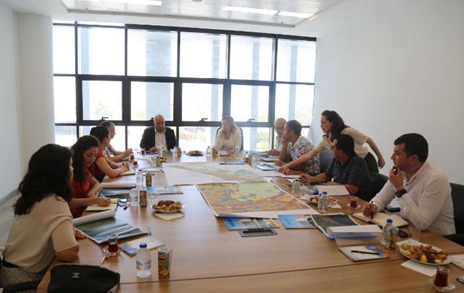 Mersin Mezitli'de Paydaşlar Derelerin Islahı İçin Buluştu