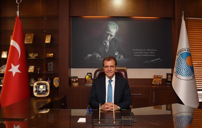 Mersin Büyükşehir Belediye Başkanı Seçer'den Kurban Bayramı Mesajı
