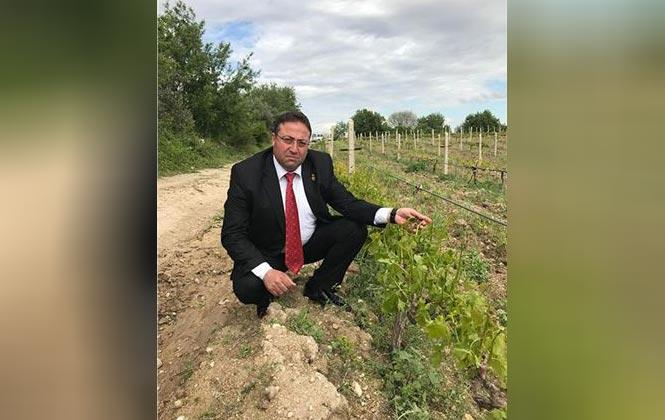 Mersin Tarsus'ta Çiftçilerden Fazladan Alındığı Tespit Edilen Sulama Paraları İade Edilecek
