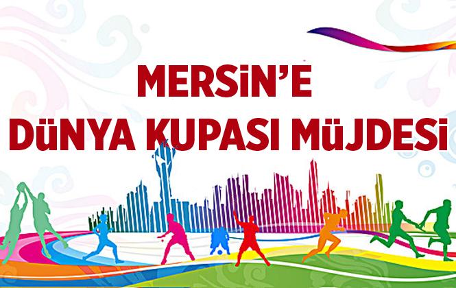 """Mersin """"Artistik Cimnastik Dünya Kupasına"""" Ev Sahipliği Yapacak"""