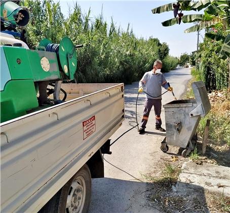 Mersin'de Kurban Sonrası Önlemler