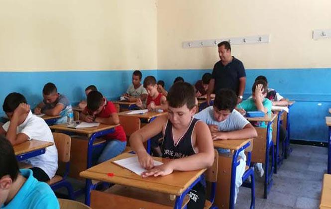 Anamur İlçe Müftülüğünden Öğrencilere Değerlendirme Sınavı
